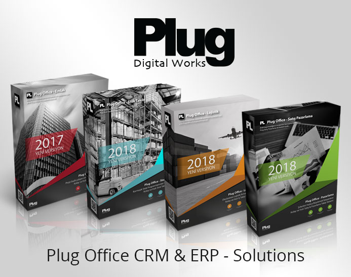 Plug Digital Works | Plug Office CRM & ERP Solutions