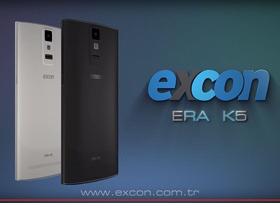 Excon ERA K5 Intruduction