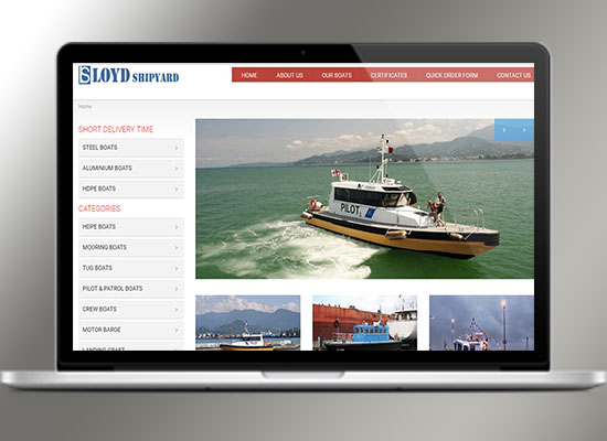 Loyd Shipyard | Plug Digital Works ltd.